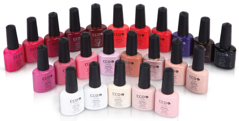 WITH ANY OTHERS BRANDS. CCO BRAND IS NOT THE SAME AS CND SHELLAC